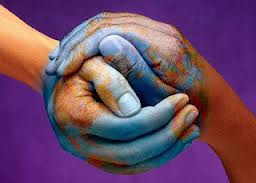 """""""The beauty of the world lies in the diversity of its people"""""""
